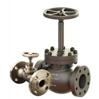 Buy cheap Cryogenic Bellow Seal Globe Valve Extended Bonnet LF2 LCB LCC CF3M For Air Gases from wholesalers