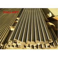 Buy cheap RoHS Chrome Plated Steel Rod , Hydraulic Cylinder Rod Quenched / Tempered SS from wholesalers