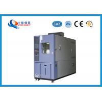 Buy cheap High - Low Temperature Thermal Shock Test Chamber / Charpy Impact Test Equipment from wholesalers