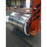 Buy cheap Hot Dipped Galvanized Steel Coils , GI Silted Steel Coil 0.95 Mm THK X 182mm WD G-550 Z-275 from wholesalers