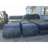 Buy cheap Natural rubber marine airbags all size can be custom made 1.2*10m  1.5*15m black color from wholesalers