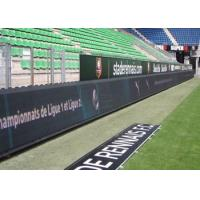 Buy cheap High Brightness Football Stadium Led Display P10 Panel , Scrolling Advertising from wholesalers