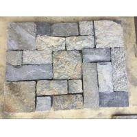 Buy cheap Blue Quartzite Stone Cladding Natural Stone Wall Tiles Quartzite Retaining Wall With Corner Stone from wholesalers