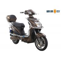 Buy cheap Pedal Assisted Electric Moped , Electric Pedal Moped Lead Acid / Lithium from wholesalers