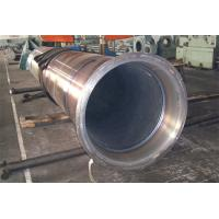 Buy cheap 30CrMo 21CrMo10 Iron Centrifugal Casting Pipe Mould , HB240-280 from wholesalers