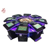 Buy cheap Casino Automated Roulette Machine / Roulette Wheel Table CE FCC Approval from wholesalers