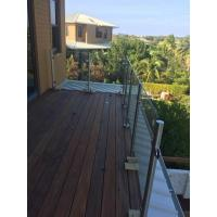 Buy cheap Stainless Steel Post for Glass Railing/ Glass Balustrade Balcony Design product