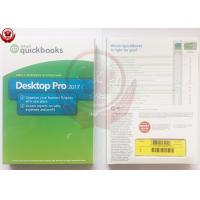 Buy cheap English Quickbooks Financial Software Accounting Software Retail / OEM Version from wholesalers