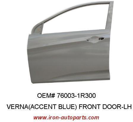 Hyundai Replacement Parts Online: Hyundai Verna Replacement Car Doors Auto Body Parts OEM