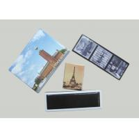 Buy cheap Custom souvenir metal tin fridge magnet for promotional gifts from wholesalers