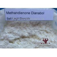 Buy cheap Oral Anabolic Steroids / Metandienone D-bol White Powder Dianabol Steroid 99% Purity from wholesalers