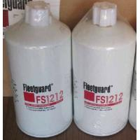 Buy cheap cummins fuel filter fleetguard  FS1212 from wholesalers