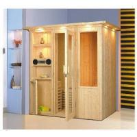 Buy cheap Sauna Room With Non Explosive Lamp and Wooden Bench (MY-2801) product