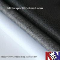 Buy cheap Non woven Chemical Bonded Fusible Interlining 40 44 60 Width from wholesalers