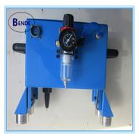 Buy cheap Automatic nameplate / sign / serial number / vin number 3d model tag portable dot peen marking machine for plate / stain from wholesalers