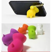 Buy cheap Silicone cupula, silicone pig holder, silicone Suckers holder for mobilephone, product