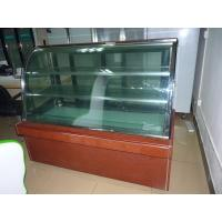 Buy cheap Bakery / Bread Base Marble Cake Display Refrigerator Two Layers from wholesalers