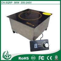 Buy cheap Commercial induction stove with built-in design from wholesalers
