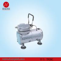 Buy cheap TP20C  Oil free silent mini air compressor of thermally protect auto switch from wholesalers