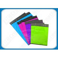 Buy cheap Customed Colored Polythene Plastic Mailing Envelopes COEX Poly Mailer Envelopes from wholesalers