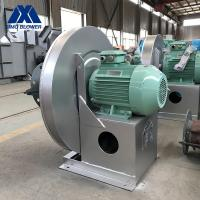 Buy cheap Alternating Current Backward Dust Collector Centrifugal Blower Fan from wholesalers