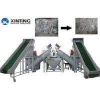 Buy cheap Waste Plastic Bottle HDPE Recycling Machine Flakes Washing Line Automatic  from wholesalers