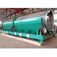 Buy cheap Rotary Trommel Screen Mining Vibrating Screen Fully Enclosed Structure 5-35 MM Aperture from wholesalers