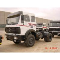 Buy cheap 40 Tons 4x2 Prime Mover , BEIBEN Semi Truck Mover 430 Diaphragm Spring Clutch from wholesalers