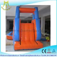 Buy cheap Hansel 2017 hot selling commercial PVC outdoor inflatable play area rent bounce house from wholesalers