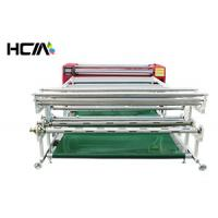Buy cheap Large Format T Shirt Printing Heat Transfer Press Sublimation Machine Multifunction Roller from wholesalers
