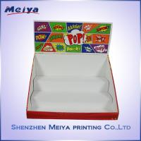 Buy cheap Promotion Customized cardboard counter display boxes For Plush Toys from wholesalers