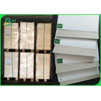 Buy cheap FSC white coated Duplex board 300GSM Smooth Surface For Soap Packaging from wholesalers