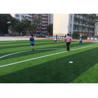 Buy cheap Children Friendly Artificial Grass Playground Surface ISO / SGS Qualified from wholesalers