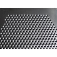 Quality Hot Dipped Perforated Galvanised Sheet, Perforated Steel PlateFor Stair Tread for sale