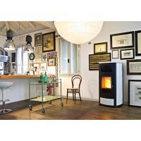 Buy cheap High Efficiency Wood Pellet Boiler Stove Freestanding For Central Heating from wholesalers