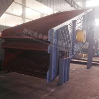 Buy cheap Original Aggregate Circular Vibrating Screen Strong Excitation Force Low Vibration Noise from wholesalers