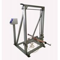Buy cheap Sliding Door Hinge Durability Testing Machine , 0 ~ 90 degree Furniture Testing Machine from wholesalers