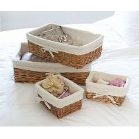 Buy cheap Morden Rattan Basket  14 from wholesalers