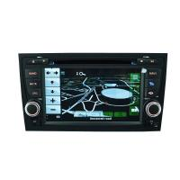 Buy cheap Two Din Bluetooth DVD GPS Player with ISDB-T Tuner ,Cooling Fan,ISDB-T Tuner for Audi A4  from wholesalers