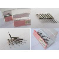 Buy cheap HRC90 Hardness Tungsten Carbide Nozzle for coil winding machine , Over 2300N/mm from wholesalers