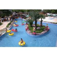 Buy cheap Hotel Ourdoor Commercial Lazy River Water Park Holiday Resort Family Holiday from wholesalers