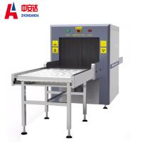 Buy cheap ZA-6040 Baggage X Ray Scanner Airport Security Screening Equipment With LCD Display from wholesalers