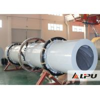 Buy cheap 1.8x11.8 High Efficiency Industrial Drying Equipment , Silica Sand Rotary Dryer from wholesalers