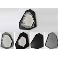 Buy cheap Rectangle Silicone Tray Mold DIY 16*14*2cm Candle Holder Concrete Molds Handmade from Wholesalers