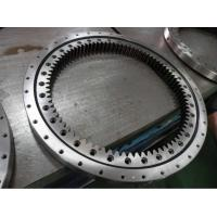 Buy cheap utility vehicle slewing bearing, slewing ring for special vehicle, single fuel vehicle use swing bearing from wholesalers