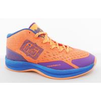 Buy cheap Lightweight Mens High Top Basketball Shoes Spike Running Shoes PU + Mesh from wholesalers