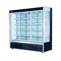 Buy cheap Commercial supermarket Vertical display showcase freezer from wholesalers