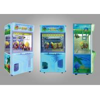 Buy cheap Coin Operated Toy Arcade Claw Machine / Child Play Claw Machine from wholesalers