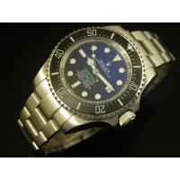 Buy cheap free shipping New swiss 3136 rolex Deep Sea Blue dial watch 1:1 men's watch Noob factory wholesale watches men from wholesalers