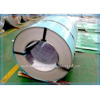 Buy cheap Low Copper 201 Stainless Steel Strip Cold Rolled High Tensile For Industrial Tank from wholesalers